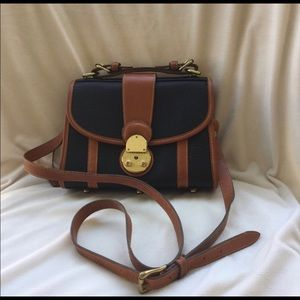 Dooney And Bourke Lockhart Flap R206 Purse